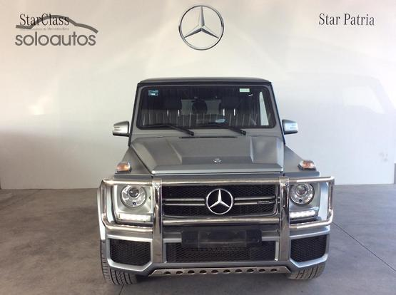 2017 Mercedes-Benz Clase G Mercedes-AMG G 63 Edition 463