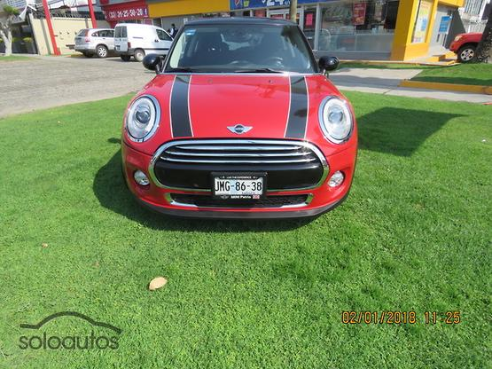 2016 MINI MINI Cooper Chili AT
