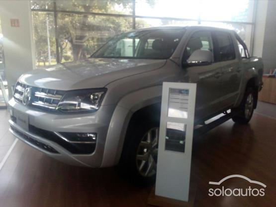 2018 Volkswagen Amarok Highline 4MOTION
