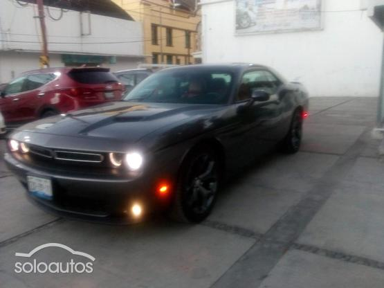 2016 Dodge Challenger Black Line