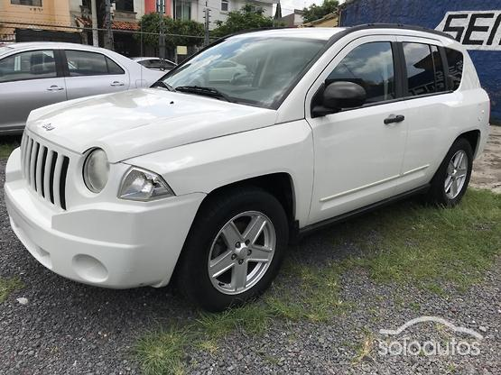 2007 Jeep Compass Limited 4WD CVT
