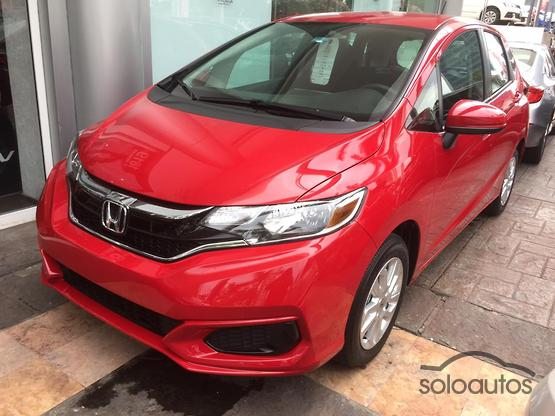 2019 Honda Fit Fun MT