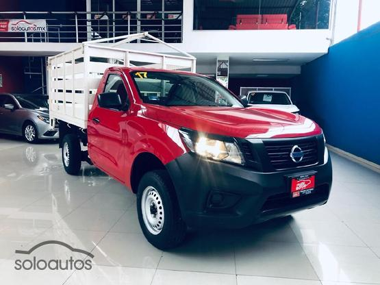 2017 Nissan NP300 Pick up TM DH AC PAQ. SEG. 6 Vel