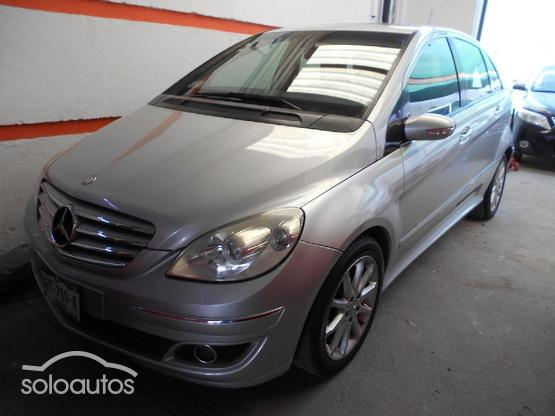 2008 Mercedes-Benz Clase B B 200 Turbo