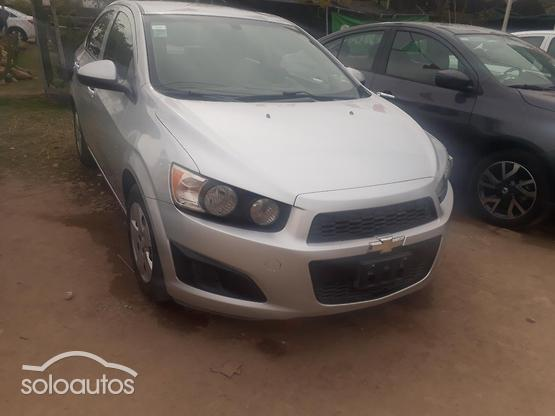 2012 Chevrolet Sonic MT A