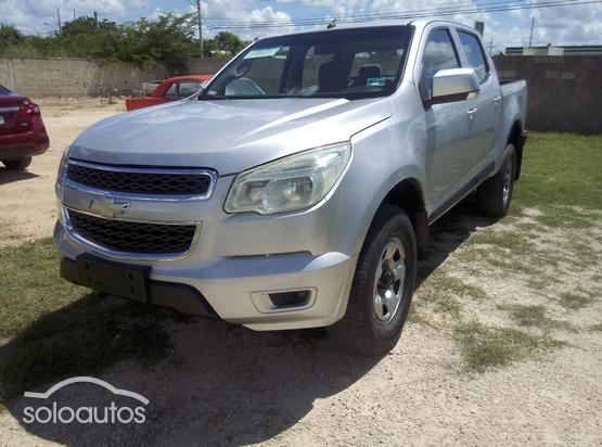 2013 Chevrolet Colorado Doble Cabina 4x2 TA