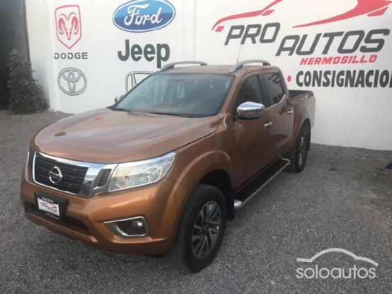 2017 Nissan NP300 Frontier Doble Cabina DIESEL 4X4 T/M AC Paq