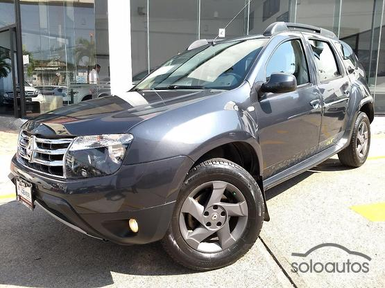 2015 Renault Duster 2.0 Outdoor MT