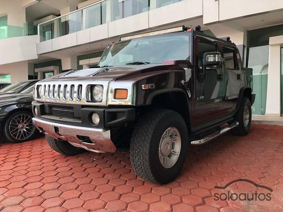 2006 Hummer H2 SUV AWD C Luxury