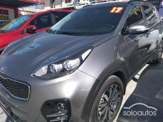 2017 KIA SPORTAGE EX PACK 2.0 AT