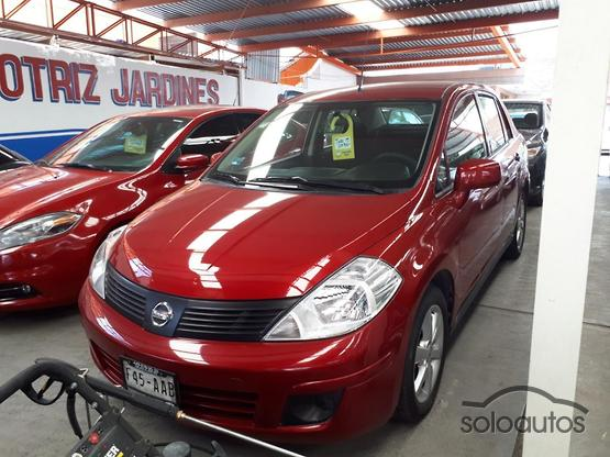 2015 Nissan Tiida Sedan Advance TA AC 1.8