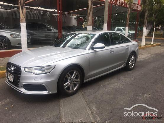 2014 Audi A6 Elite 2.0 FSI Multitronic
