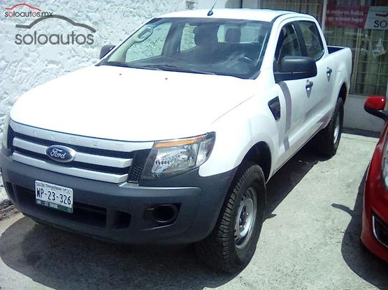 2015 Ford Ranger XL Crew Cab w/Front Air Bags