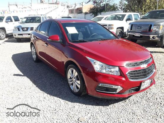 2015 Chevrolet Cruze 1.4 Turbo F AT