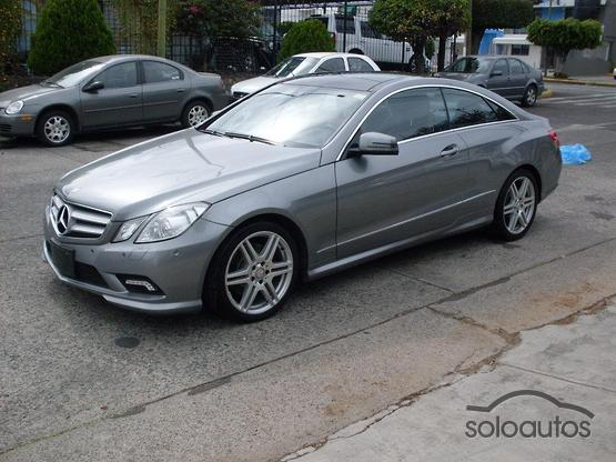 2011 Mercedes-Benz Clase E E 350 Coupé