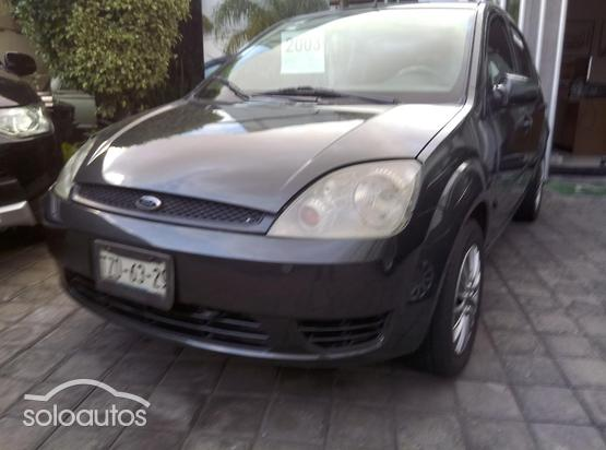 2003 Ford Fiesta First, Clima
