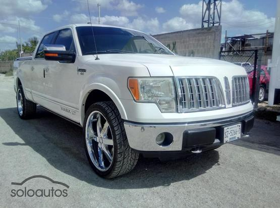 2011 Lincoln Mark LT 4x4