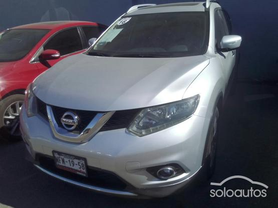 2016 Nissan X-TRAIL Advance 3 ROW