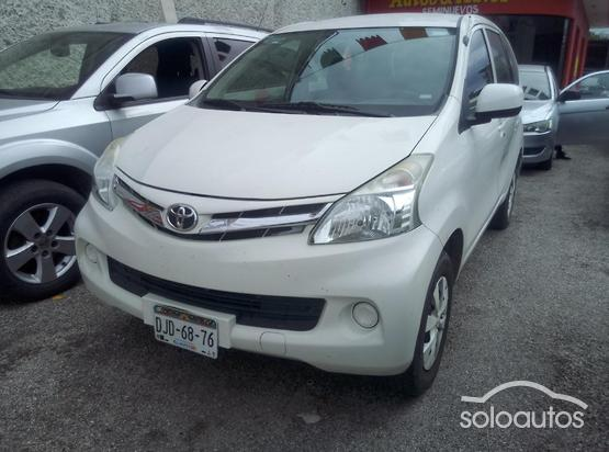 2013 Toyota Avanza 1.5 Premium AT