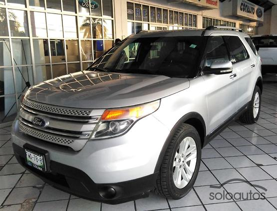 2012 Ford Explorer XLT Base