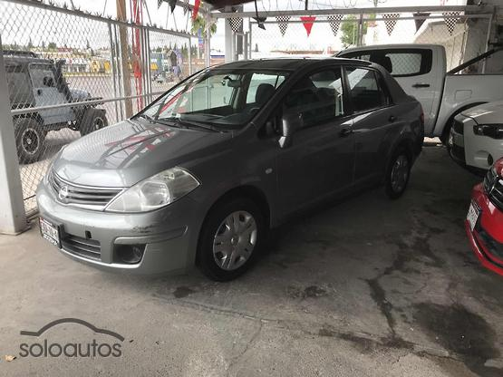2010 Nissan Tiida Sedan Custom TM AC