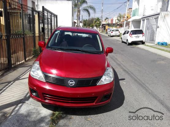 2013 Nissan Tiida Sedan Advance TA AC 1.8