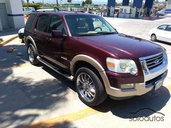 2006 Ford Explorer LIMITED V8 4X2
