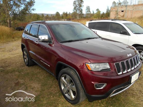 2016 Jeep Grand Cherokee Limited Lujo V8 4x4