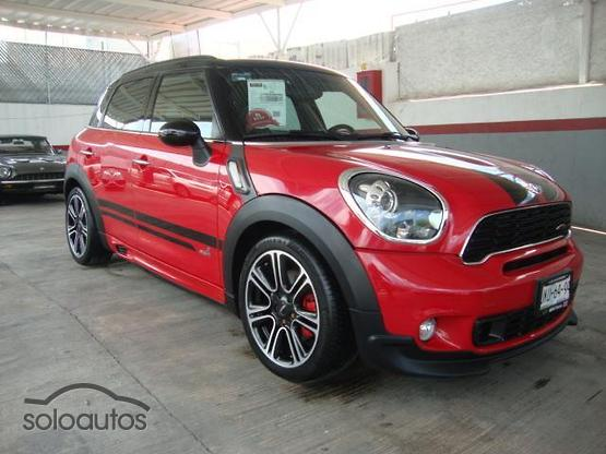 2013 MINI Countryman John Cooper Works Hot Chili MT