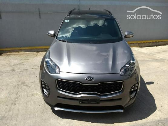 2017 KIA SPORTAGE SXL AWD 2.4 AT