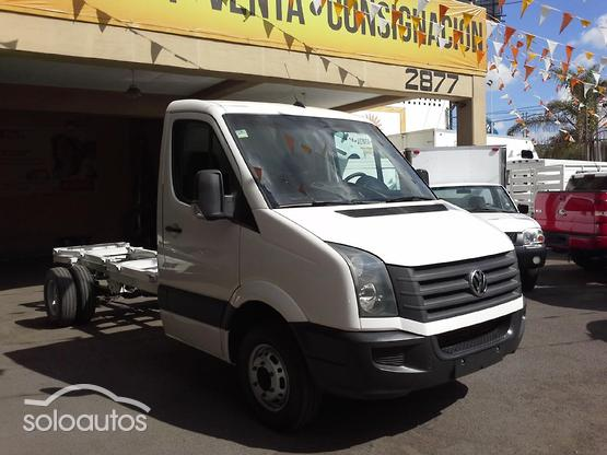 2012 Volkswagen Crafter Nuevo Crafter Chasis Cabina LWB