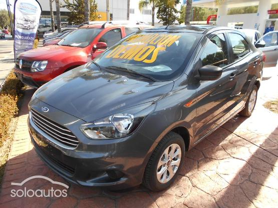 2018 Ford Figo ENERGY TM 4 PTAS