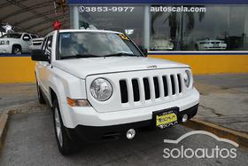 2012 Jeep Patriot Sport FWD CVT