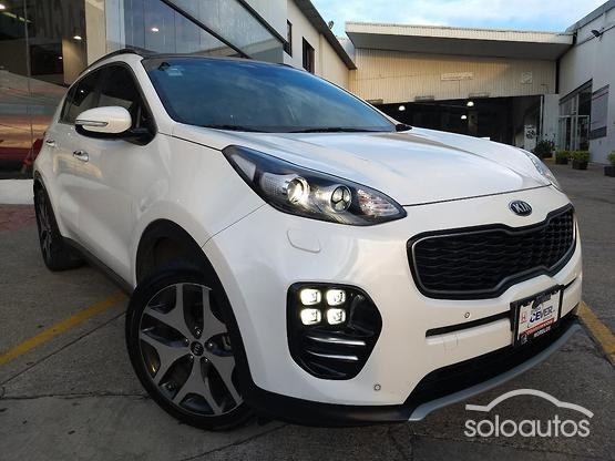 2018 KIA SPORTAGE SXL AWD 2.4 AT