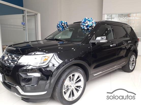 2018 Ford Explorer Limited FWD 3.5L