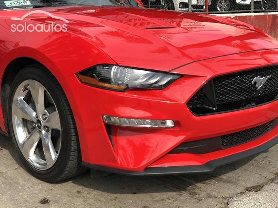 2018 Ford Mustang V8 TA