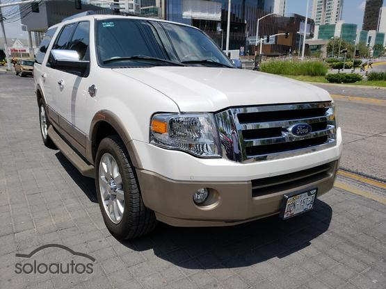 2013 Ford Expedition King Ranch 4x2 5.4 V8