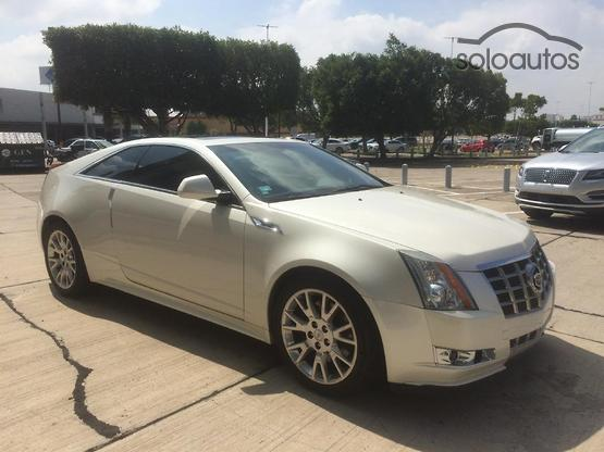 2013 Cadillac CTS Coupe C