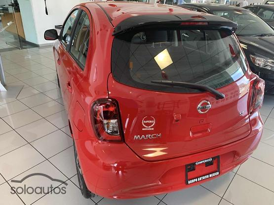 2018 Nissan March SR NAVI TM