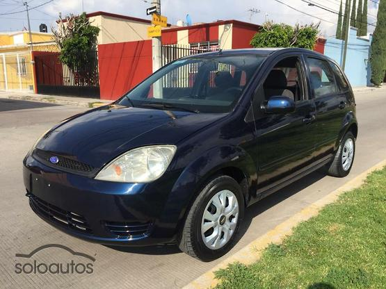 2006 Ford Fiesta First