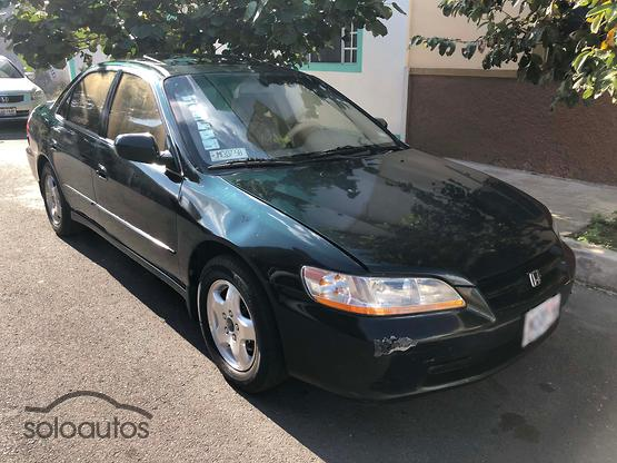 1999 Honda Accord EX-R V6