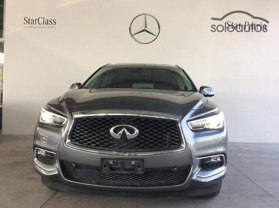 2017 Infiniti QX60 3.5 PERFECTION AWD