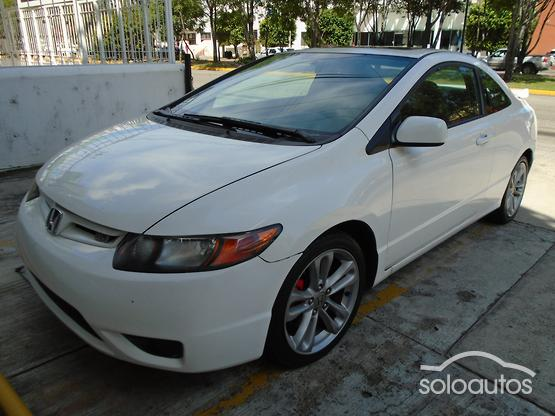 2007 Honda Civic Si Coupe MT