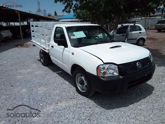 2007 Nissan Camiones Pick Up Largo TM DH