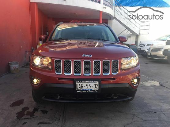 2017 Jeep Compass Limited ATX