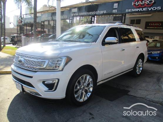 2018 Ford Expedition Platinum 4x4 3.5 GTDI