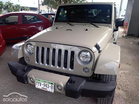 autos, camionetas y 4x4s jeep en color arena wrangler en venta en