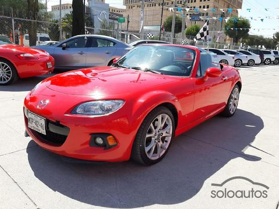 2015 Mazda MX-5 Grand Touring Retractable Hard Top TA