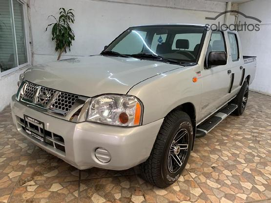 2009 Nissan Camiones Doble Cab Tip TM AC Audio
