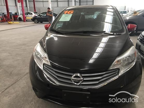 2016 Nissan Note 1.6 Sense TM